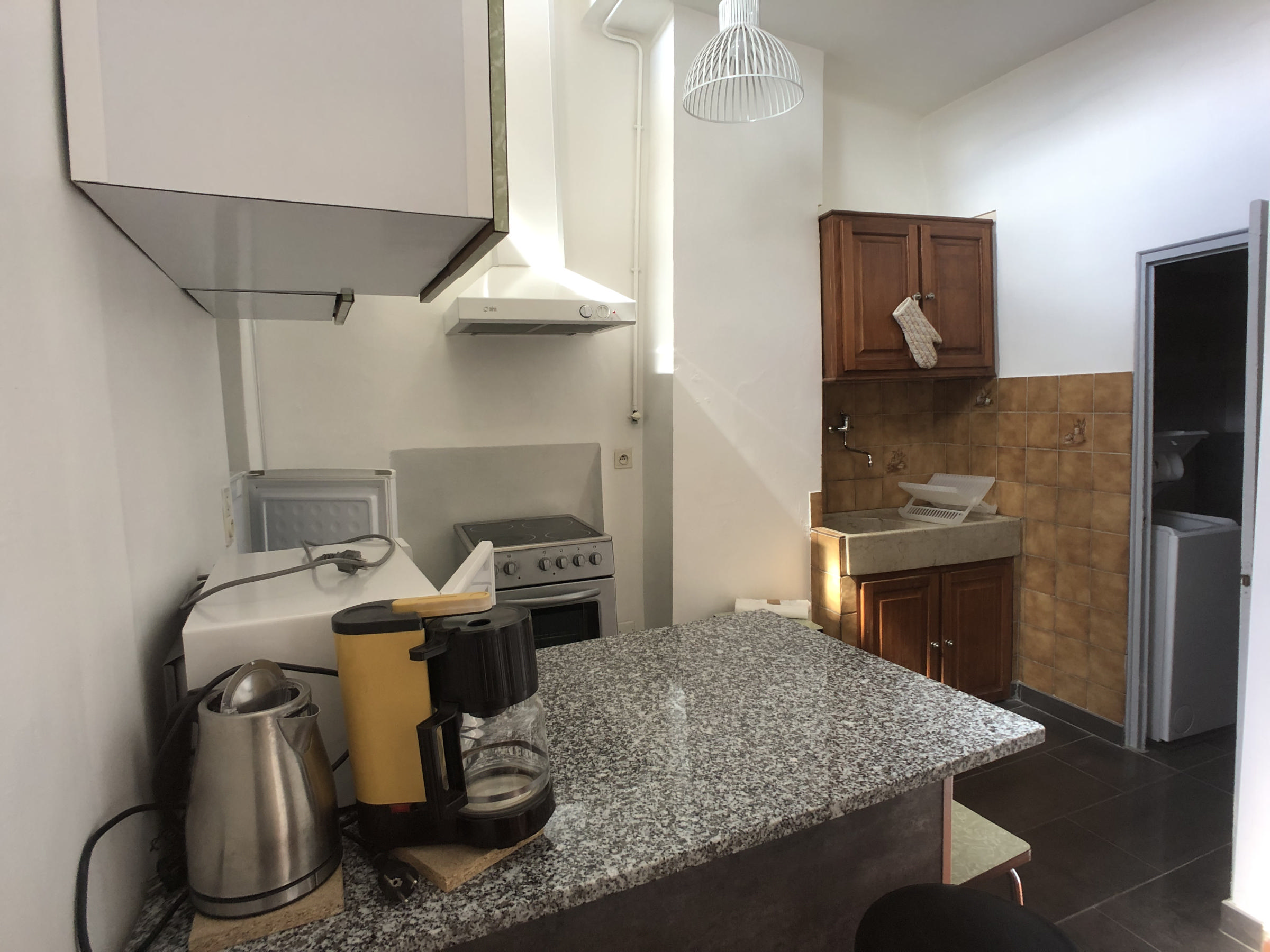 Location Aix Fabrot T2 meublé- Aix fabrot-930€-50,90m² 3/7